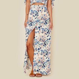 107bcae0b21 Blue Life Bali Button Up Skirt